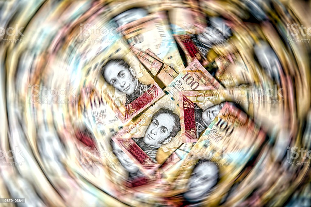 Venezuelan Money Crash – Foto