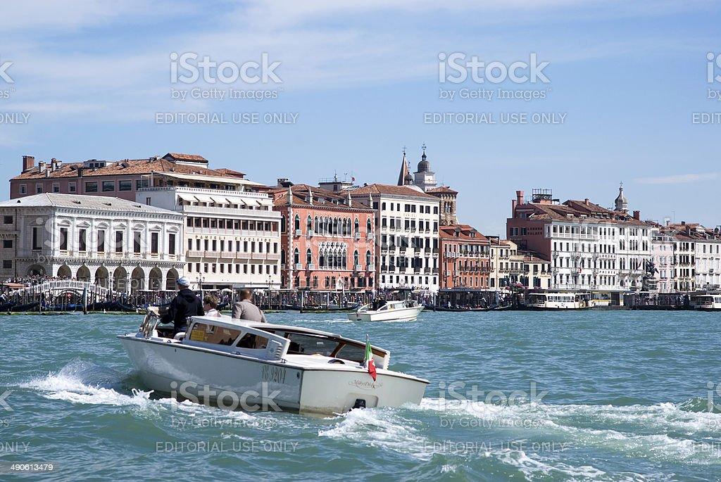 Venice and its Lagoon royalty-free stock photo