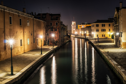 Venice Arsenal in Italy