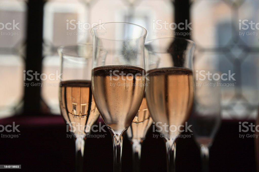 Venice: Bellinis stock photo