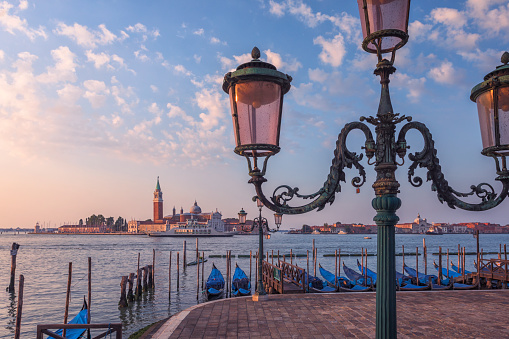 Venice by the water