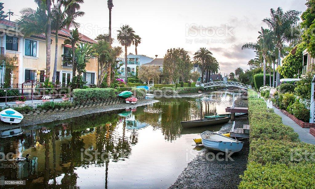 Venice - California - USA stock photo