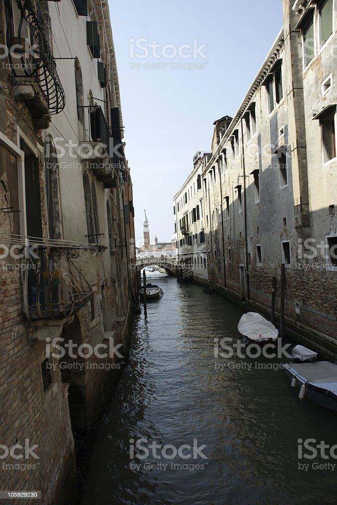 Venedig canal – Foto