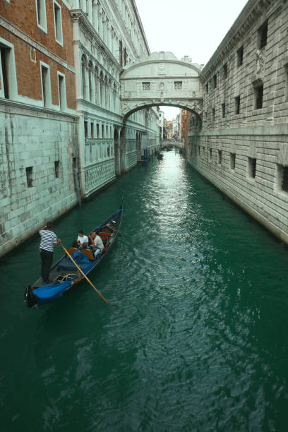 Venice Canals stock photo