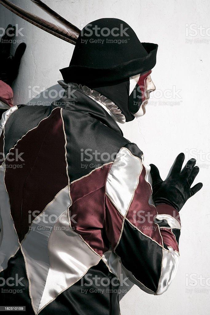 Carnaval de venecia 2010 - foto de stock