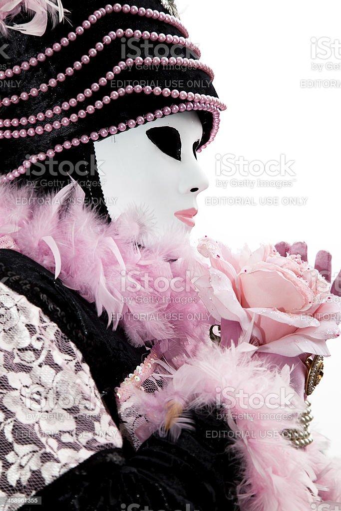 Venice Carnival 2012 royalty-free stock photo