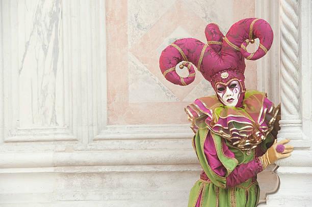 Carnaval de venecia - 2013 - foto de stock