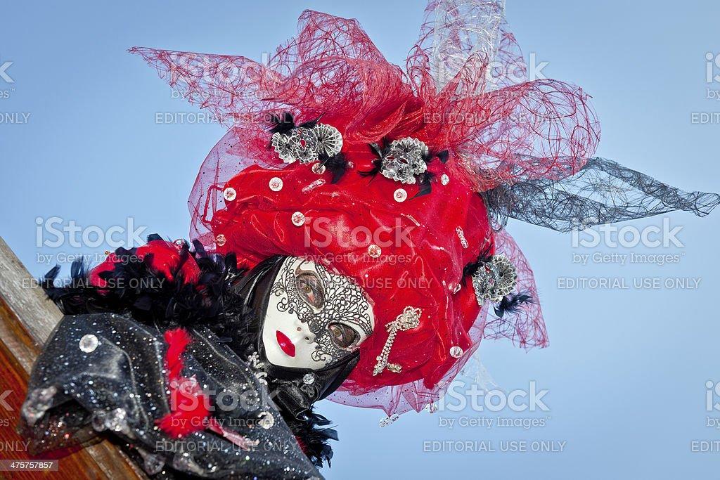 Venice Carnival I royalty-free stock photo