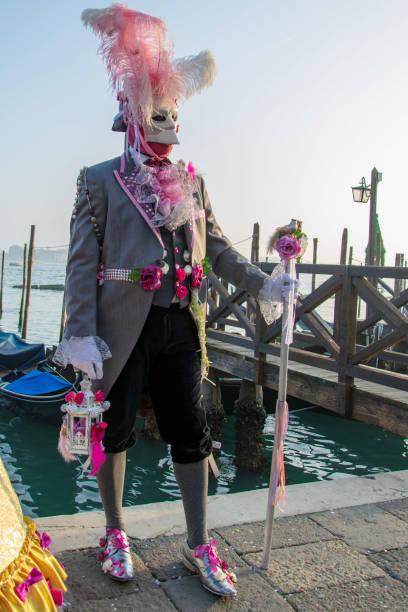 karneval in venedig - pier 1 dekor stock-fotos und bilder