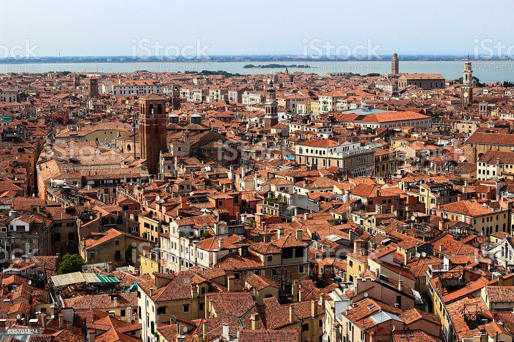 Venice cityscape royalty-free stock photo