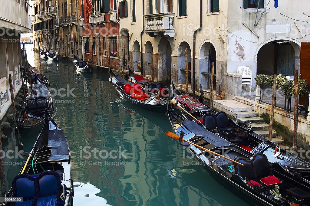 Venice cityscape royalty-free stock photo