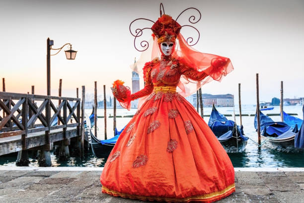 Venedig, Italien. – Foto