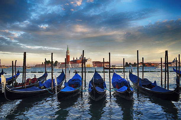 Venedig, Italien – Foto