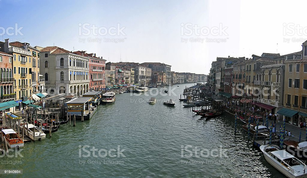 Venice Italy royalty-free stock photo