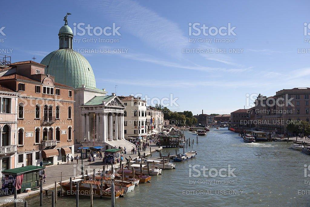 Venice Life royalty-free stock photo
