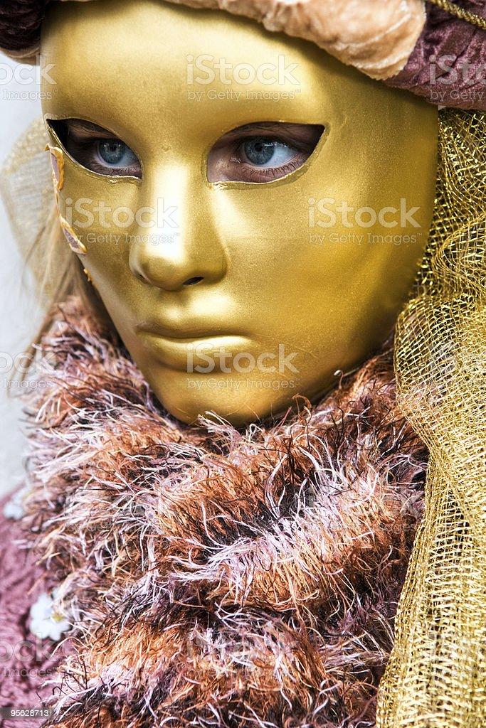 Venice Mask, Carnival. royalty-free stock photo