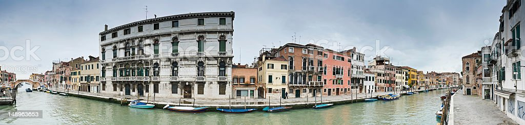 Venice off the beaten track royalty-free stock photo