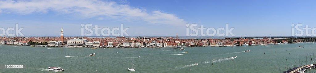 panorama de Venise - Photo