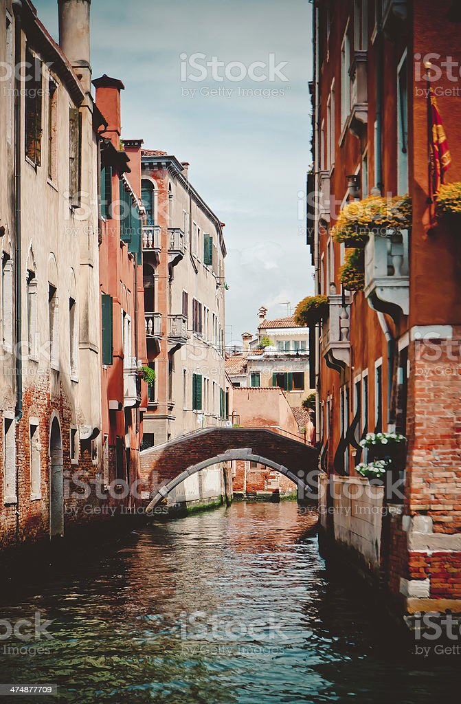 Venice royalty-free stock photo