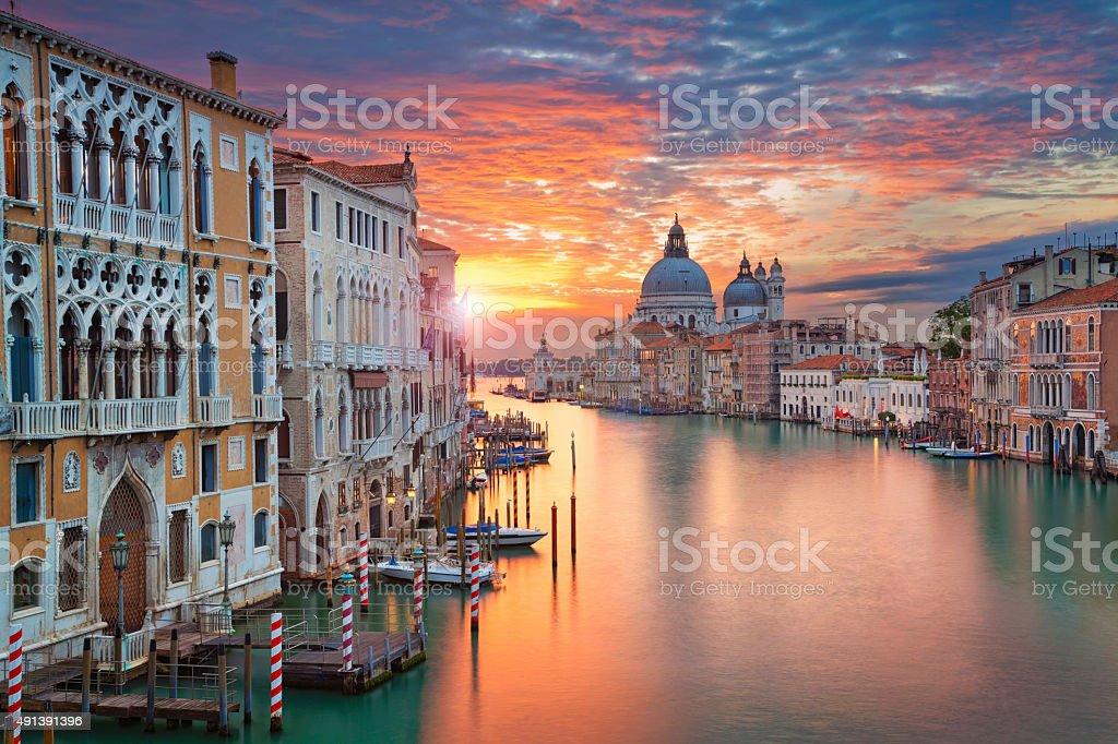 Venise. - Photo