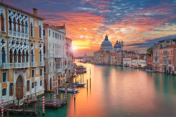 venice. - travel destinations stock photos and pictures