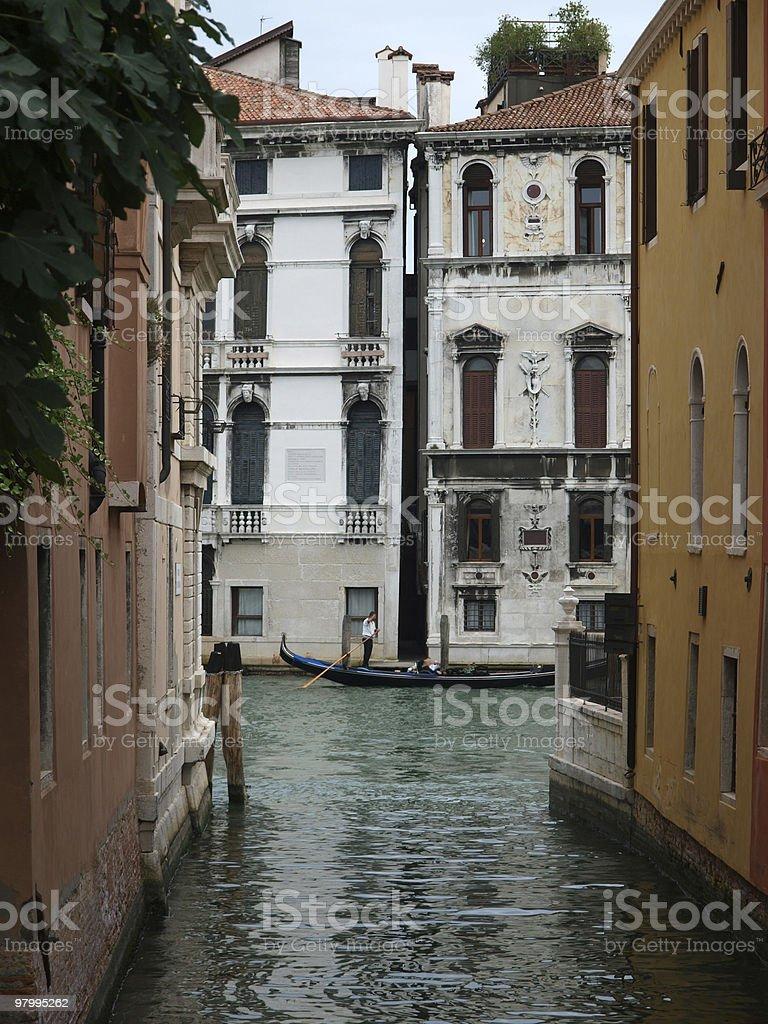 Venice royalty free stockfoto