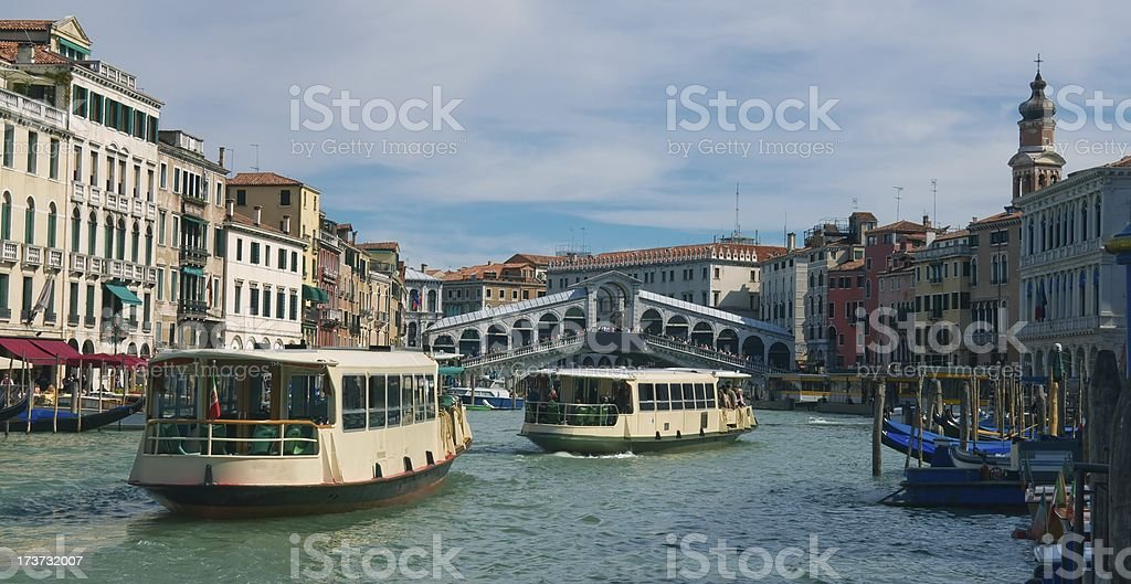 Venice. Rialto. royalty-free stock photo