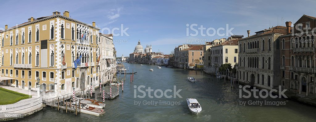 Venice sightseeing royalty-free stock photo