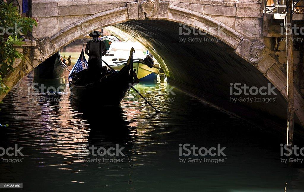 Venice symbols royalty-free stock photo