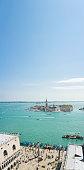 istock Venice tourists landmarks blue lagoon 148958144