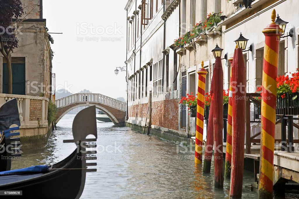 venice tribute royalty-free stock photo