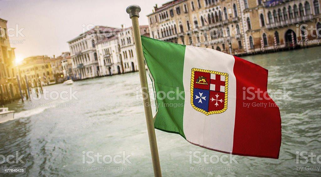 Venice View royalty-free stock photo