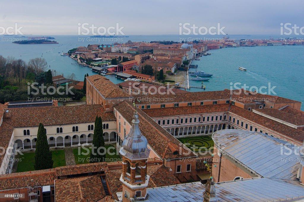 Venice View stock photo