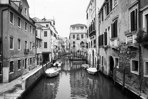 Venedigs Sehenwürdigkeiten im vinltage look