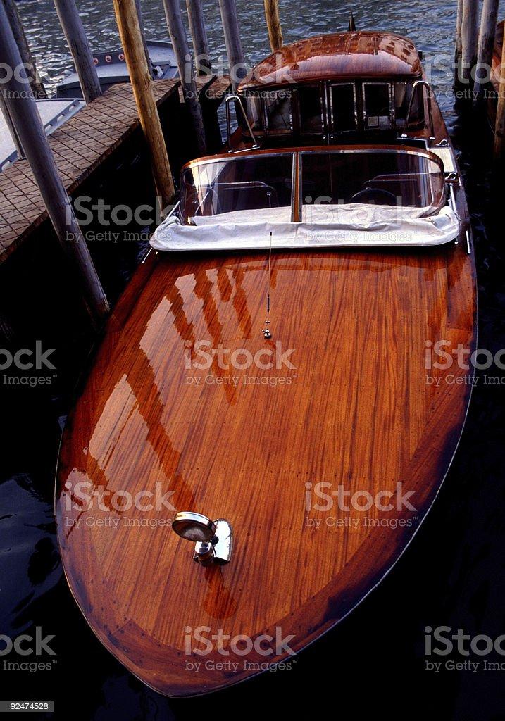 Venedig Water Taxi Lizenzfreies stock-foto