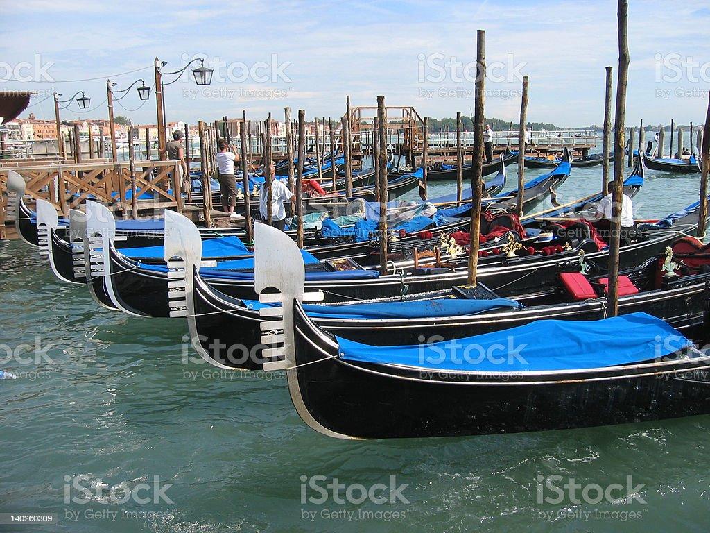 Venice-Venezia I royalty-free stock photo
