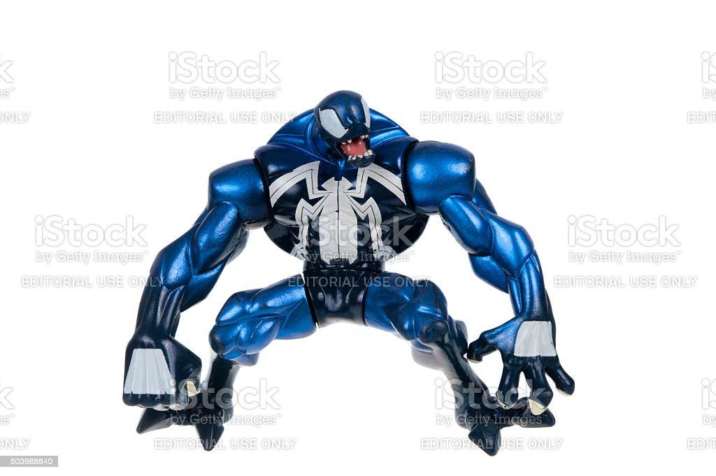 Venom Action Figure Stock Photo Download Image Now Istock