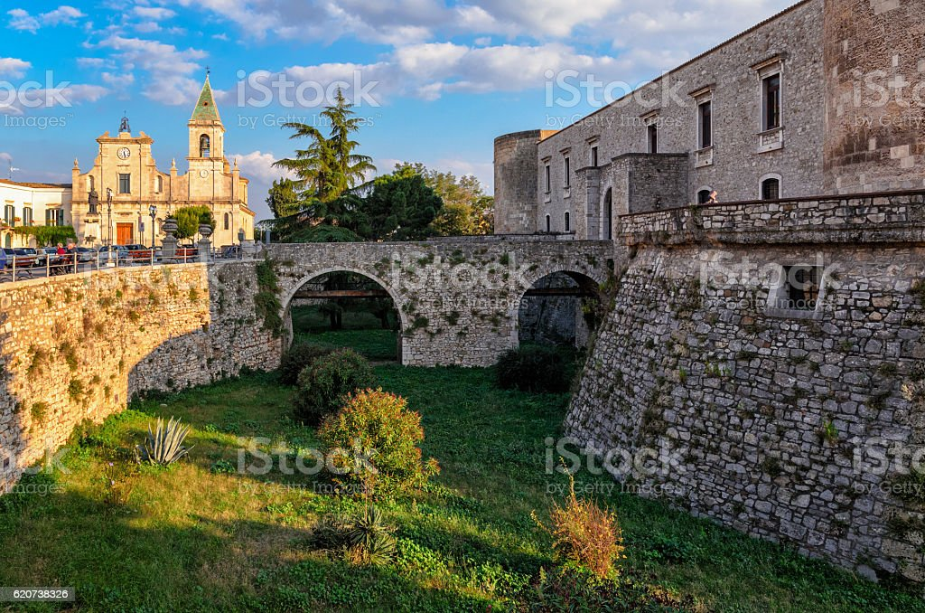Venosa (Basilicata Italy) - foto stock