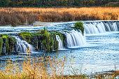 Ventas Rumba waterfall