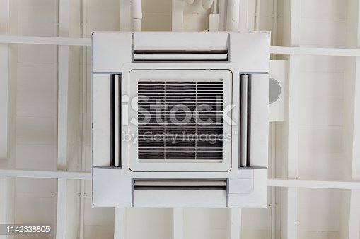 1132163701 istock photo Ventilation for air conditioning texture background 1142338805