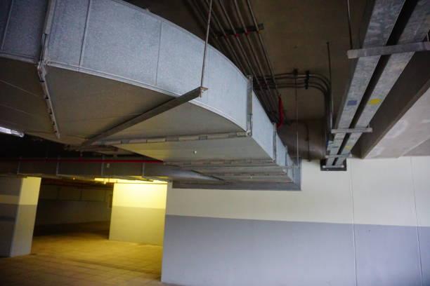 tuyau de ventilation - rame pièce détachée photos et images de collection