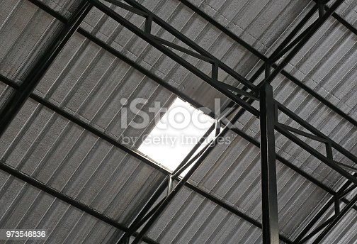 istock ventilation pipes system. 973546836