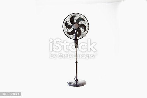 istock ventilator, appliances, pedestal fan to cool the environment at home or office 1011385390
