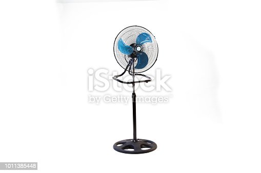 istock ventilator, appliances, pedestal fan to cool the environment at home or office 1011385448