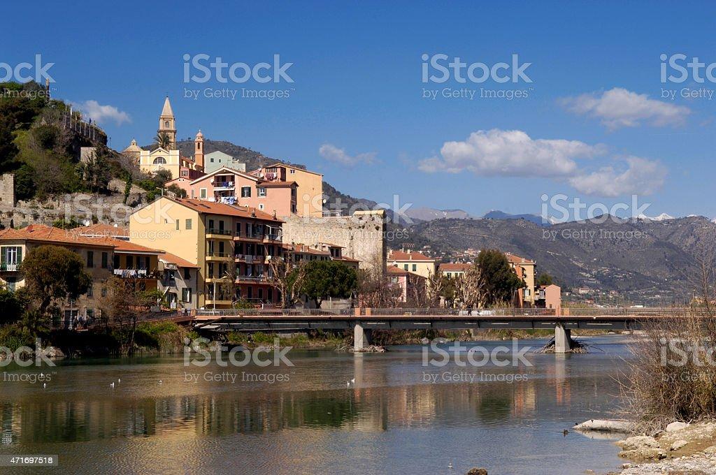 Ventimiglia, Liguria, Italy, stock photo