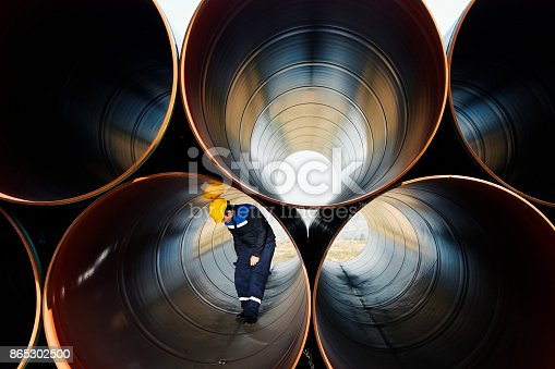 Industrial - Pipe