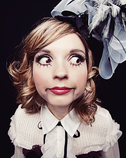 Ventriloquist Doll  ventriloquist's dummy stock pictures, royalty-free photos & images