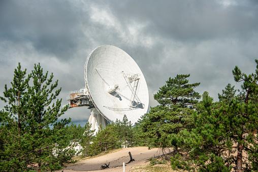 Ventspils International Radio Astronomy Centre Irbene