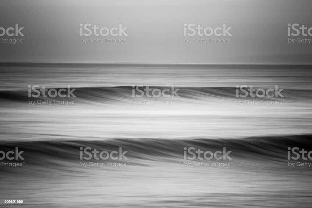 Ventura Ocean Waves, 2017 stock photo