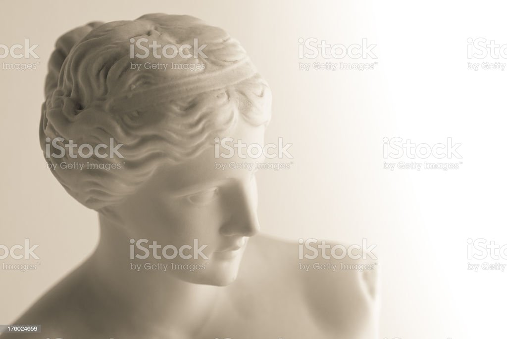 Venus de Milo stock photo